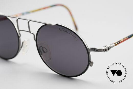 Cazal 1201 - Point 2 90's Industrial Style Shades