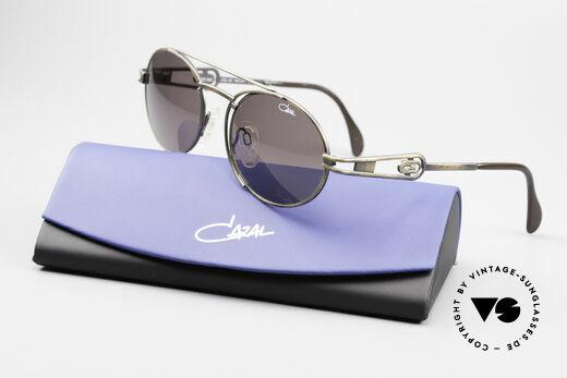 Cazal 965 Oval Steampunk Style Shades