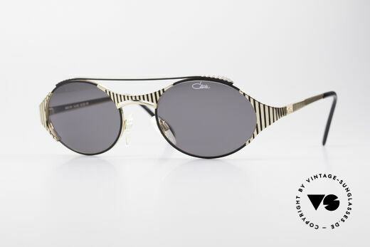 Cazal 978 Rare 90's Designer Sunglasses Details