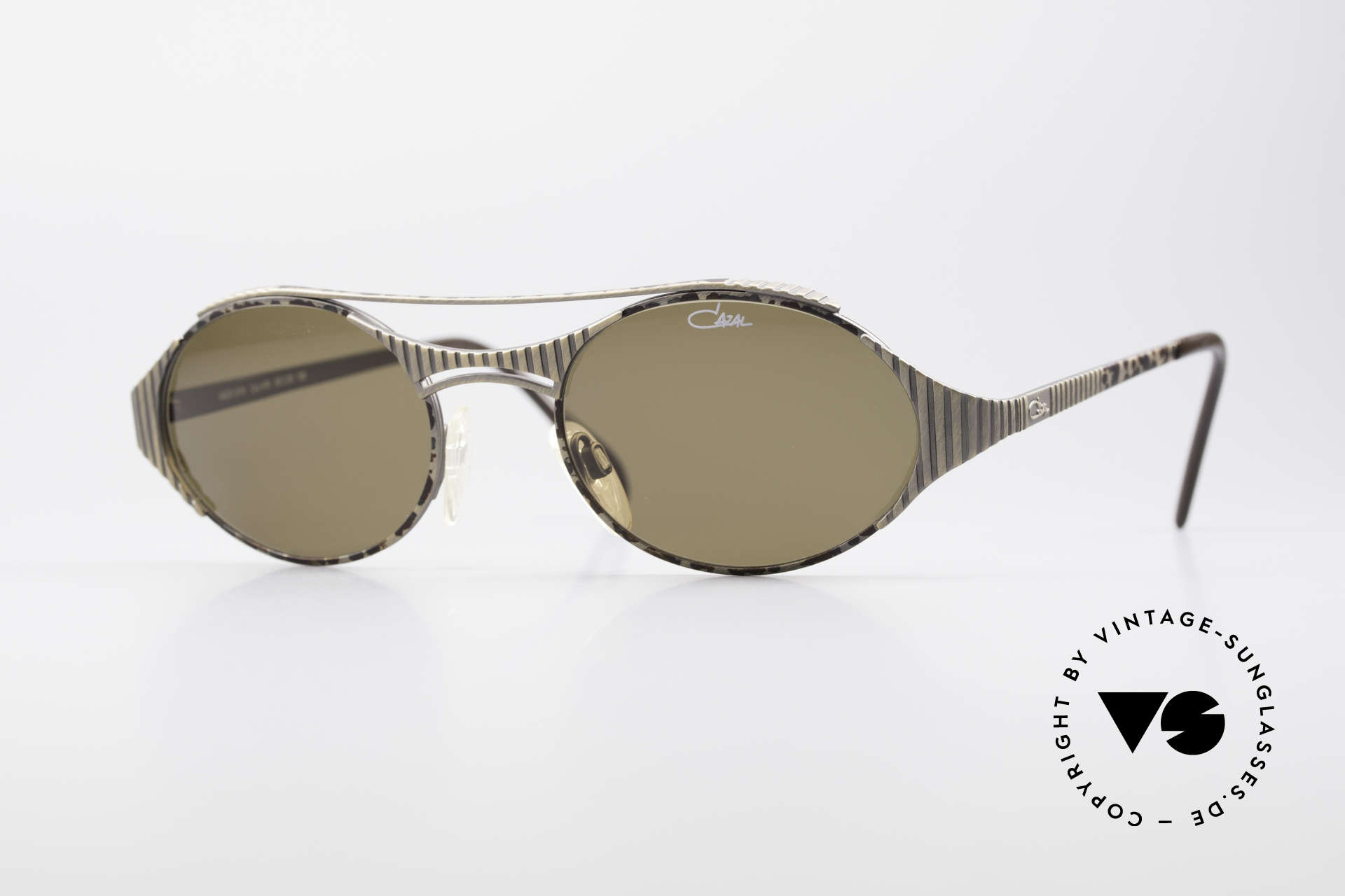 Cazal 978 Vintage Designer Sunglasses, stunning CAZAL designer shades from the late 90's, Made for Men and Women