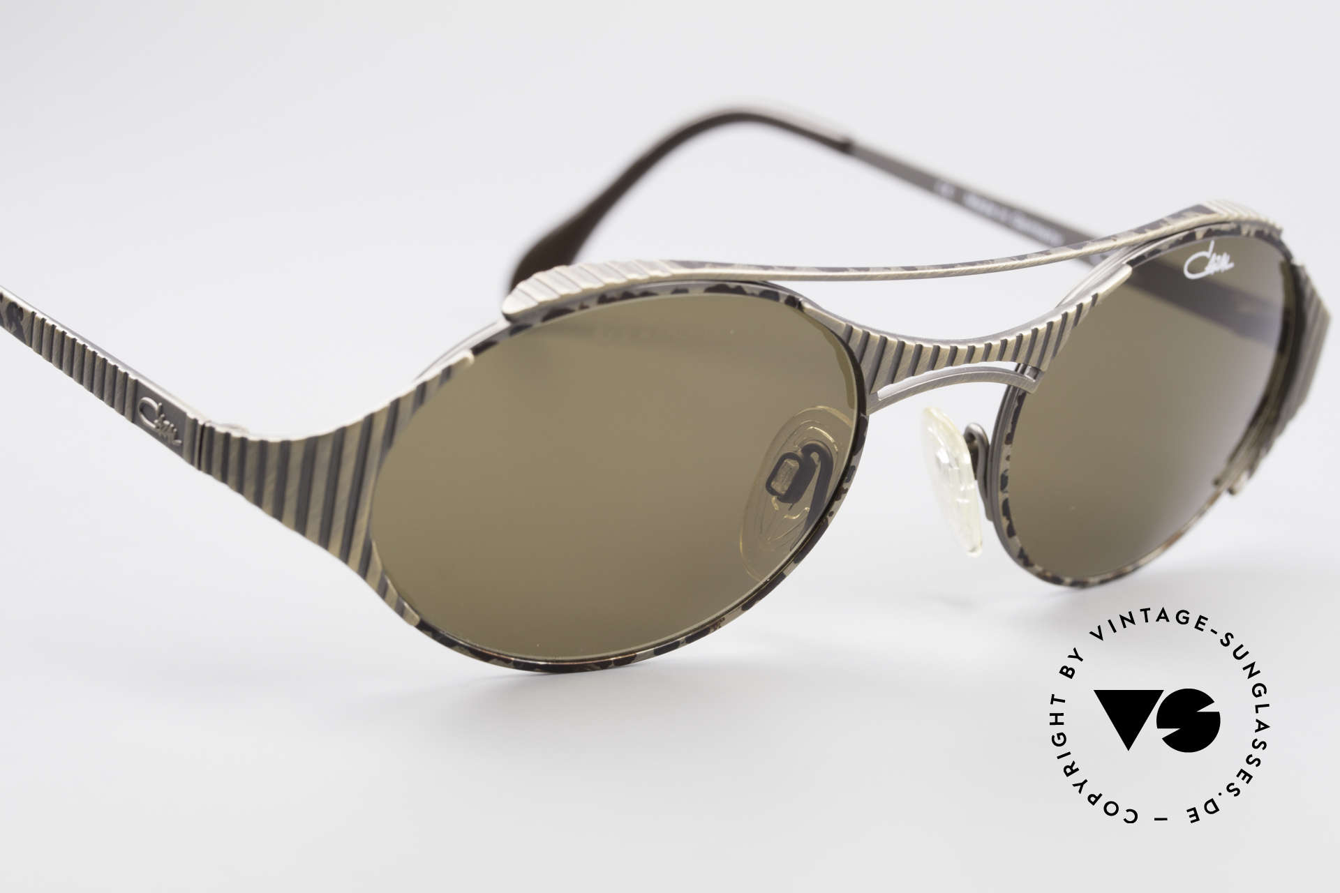 Cazal 978 Vintage Designer Sunglasses, NO RETRO fashion, but an outstanding old ORIGINAL, Made for Men and Women