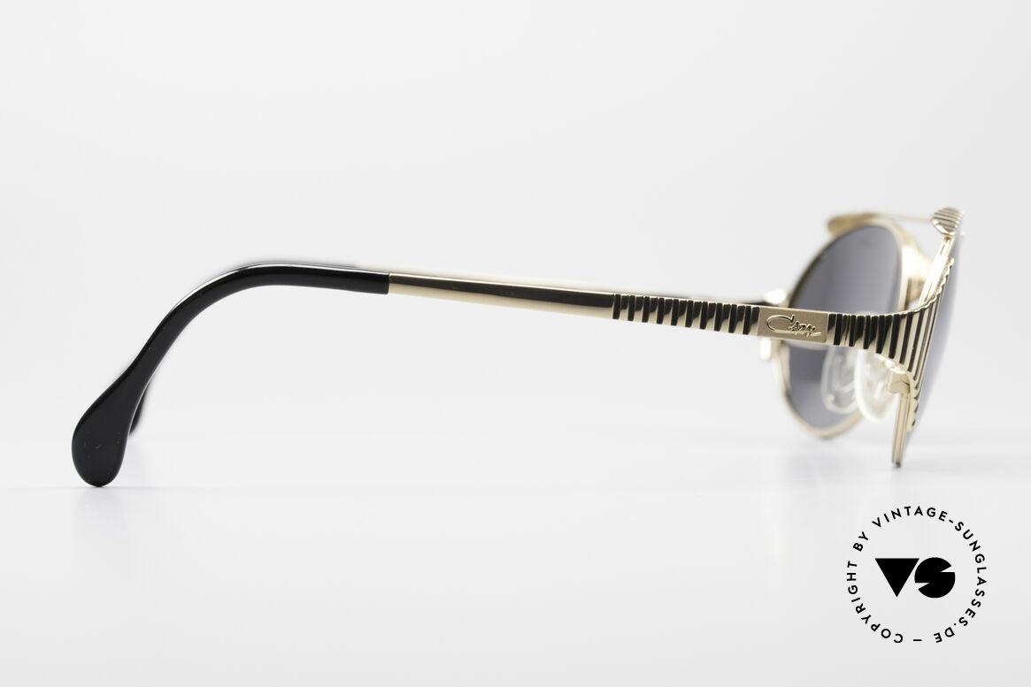 Cazal 978 Oval Designer Sunglasses