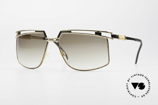 Cazal 957 80's West Germany Shades Details