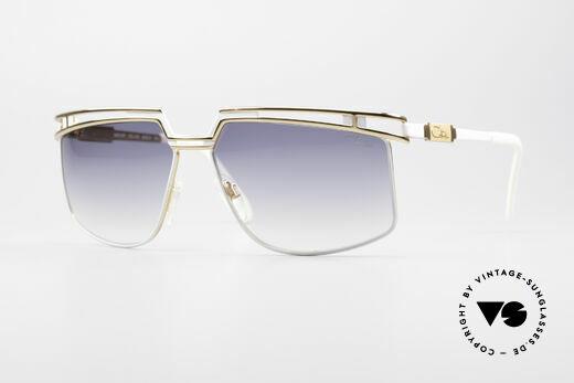 Cazal 957 XLarge HipHop Vintage Shades Details