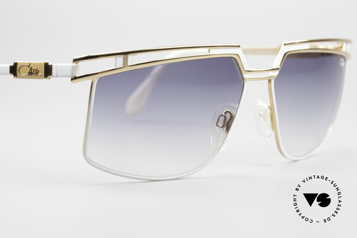 Cazal 957 XLarge HipHop Vintage Shades, genuine old original with orig. packing; collector's item, Made for Men and Women
