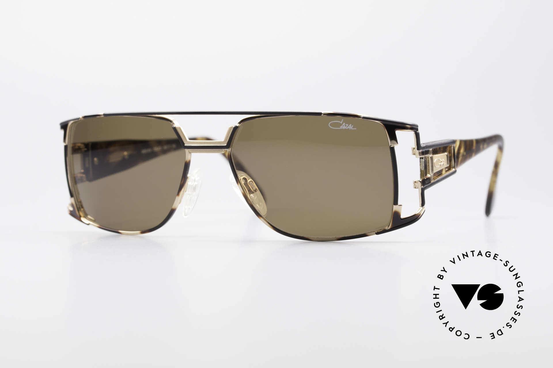 Cazal 974 Designer Shades Ladies Gents, vintage CAZAL unisex designer sunglasses from 1997, Made for Men and Women