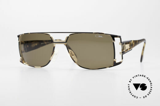 Cazal 974 Designer Shades Ladies Gents Details