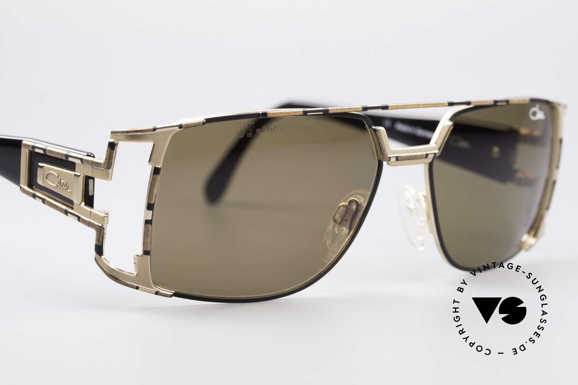Cazal 974 Unisex Design Men Women, unworn, NOS (like all our rare vintage CAZAL eyewear), Made for Men and Women