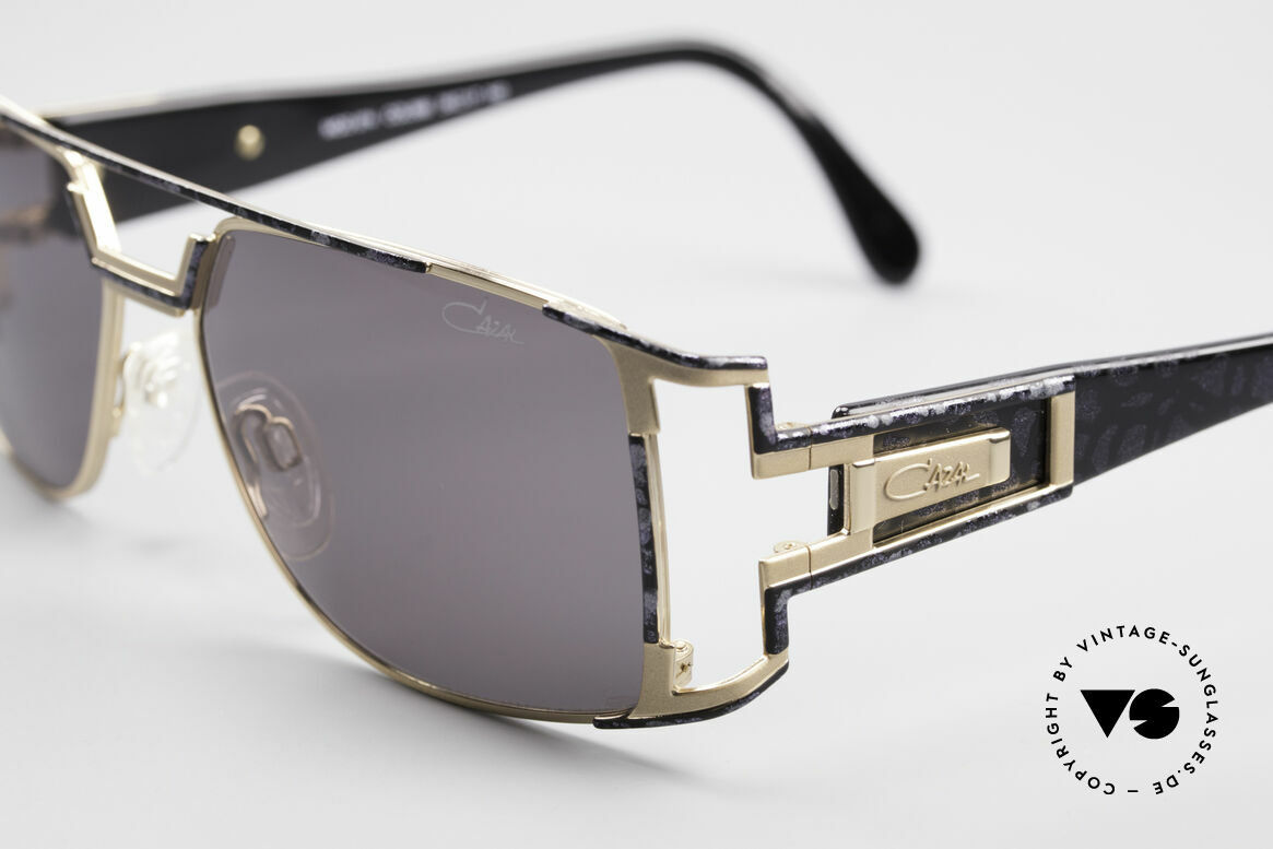Cazal 974 Unisex Shades Ladies Men, tangible (made in Germany) top quality; 100% UV prot., Made for Men and Women