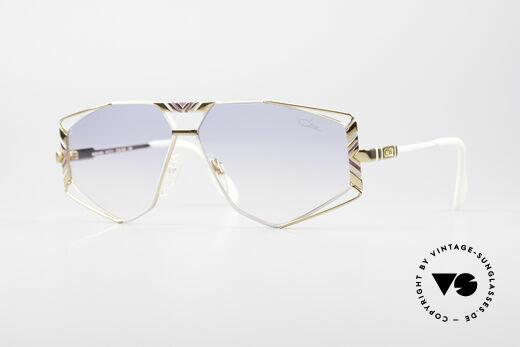 Cazal 956 Cari Zalloni Sunglasses Details