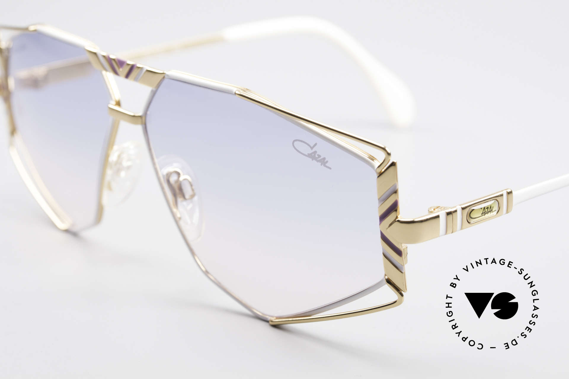 Cazal 956 Cari Zalloni Sunglasses, new old stock (like all our vintage Cazal sunnies), Made for Men and Women