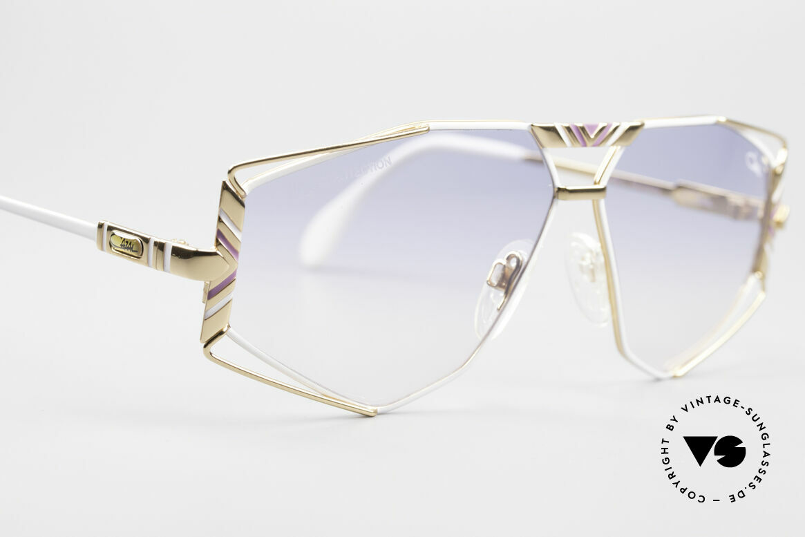 Cazal 956 Cari Zalloni Sunglasses, NO RETRO fashion, but a rare old Cazal original!, Made for Men and Women