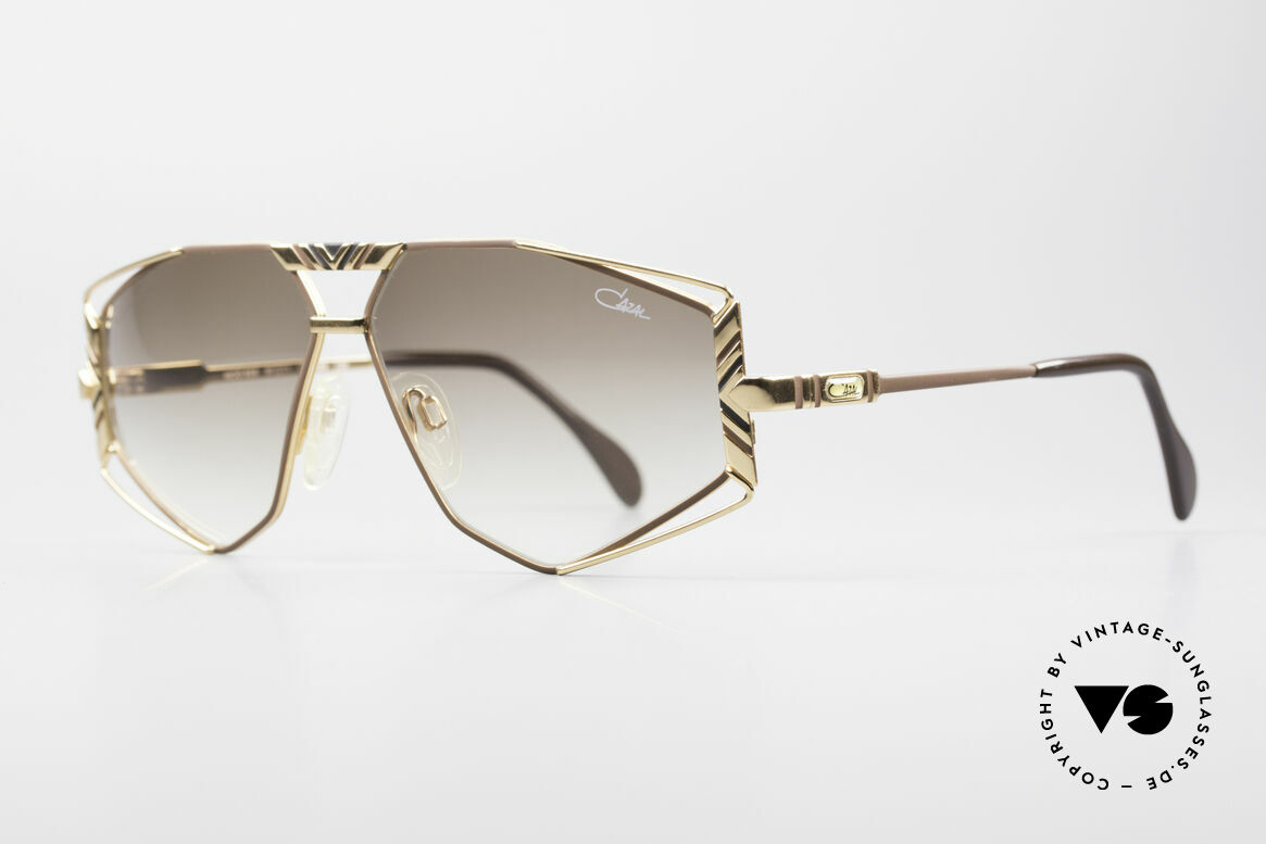 Cazal 956 Cari Zalloni Vintage Frame, rare designer piece by CAri ZALloni (Mr. CAZAL), Made for Men and Women