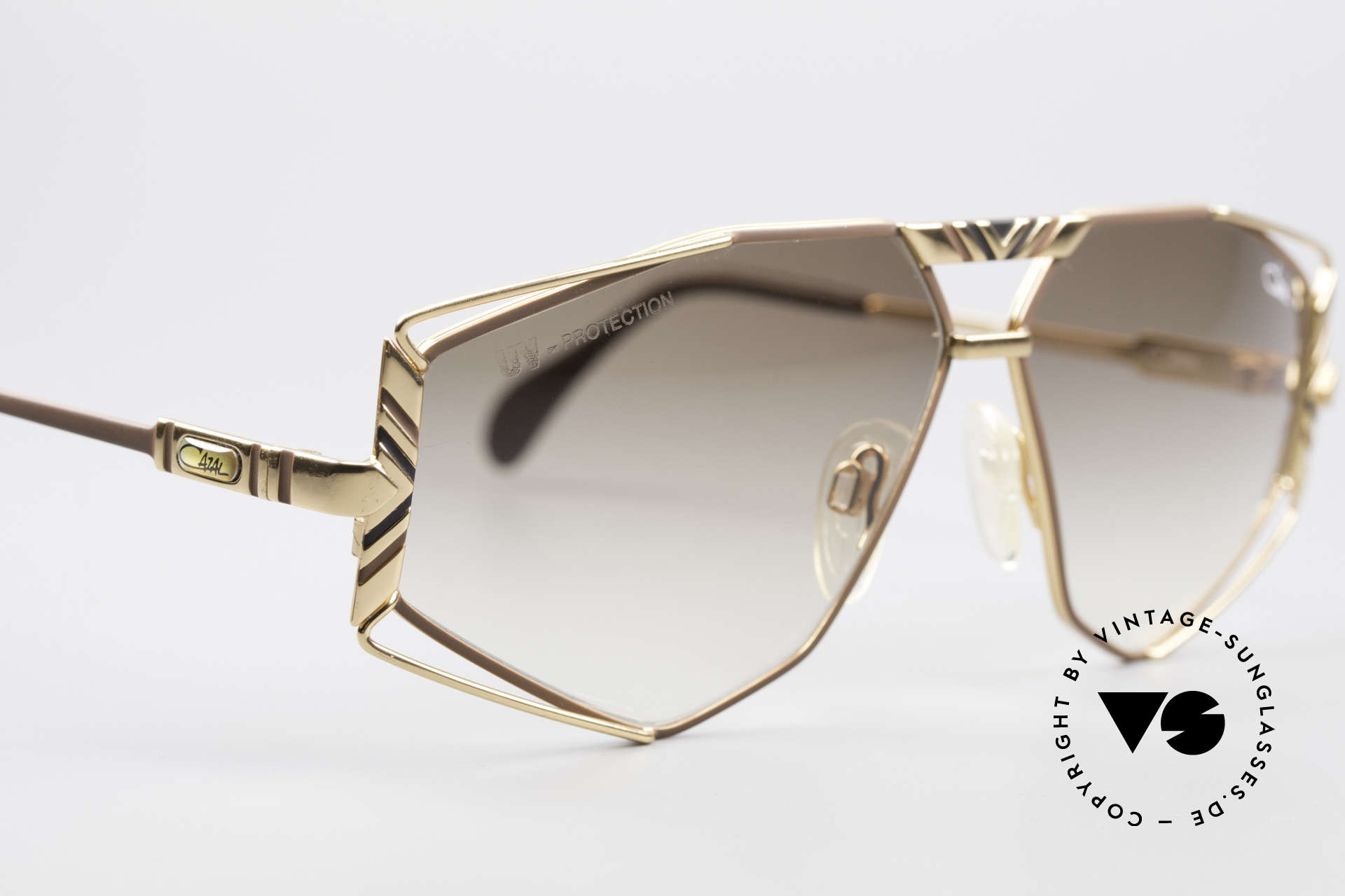 Cazal 956 Cari Zalloni Vintage Frame, NO RETRO fashion, but a rare old Cazal original!, Made for Men and Women