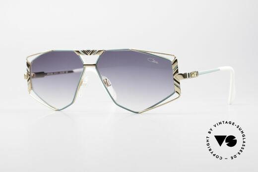Cazal 956 Cari Zalloni Vintage Shades Details