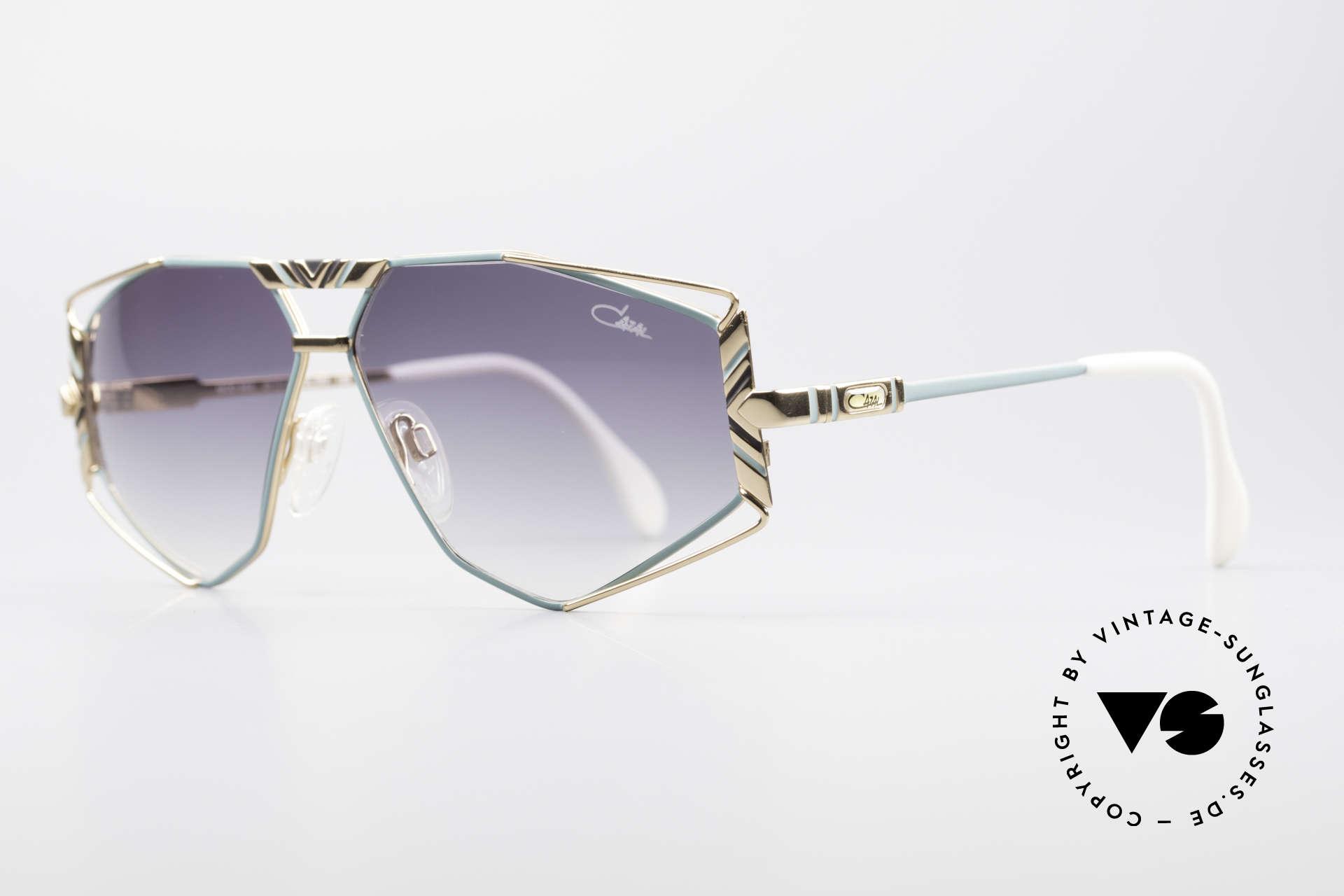 Cazal 956 Cari Zalloni Vintage Shades, rare designer piece by CAri ZALloni (Mr. CAZAL), Made for Men and Women