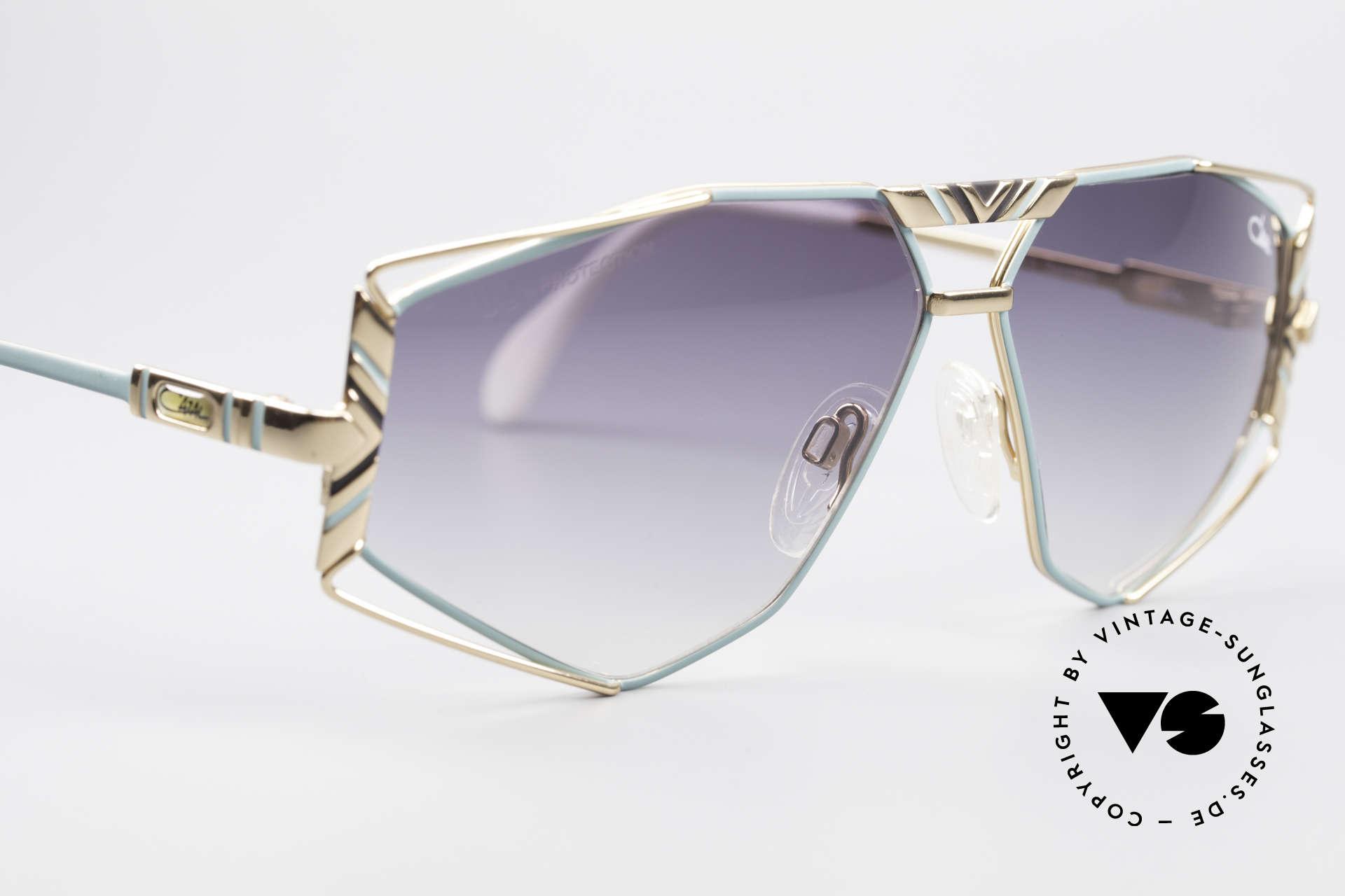 Cazal 956 Cari Zalloni Vintage Shades, NO RETRO fashion, but a rare old Cazal Original, Made for Men and Women
