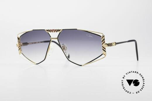 Cazal 956 Cari Zalloni Vintage Glasses Details
