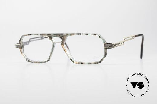 Cazal 651 90's True Vintage Eyeglasses Details