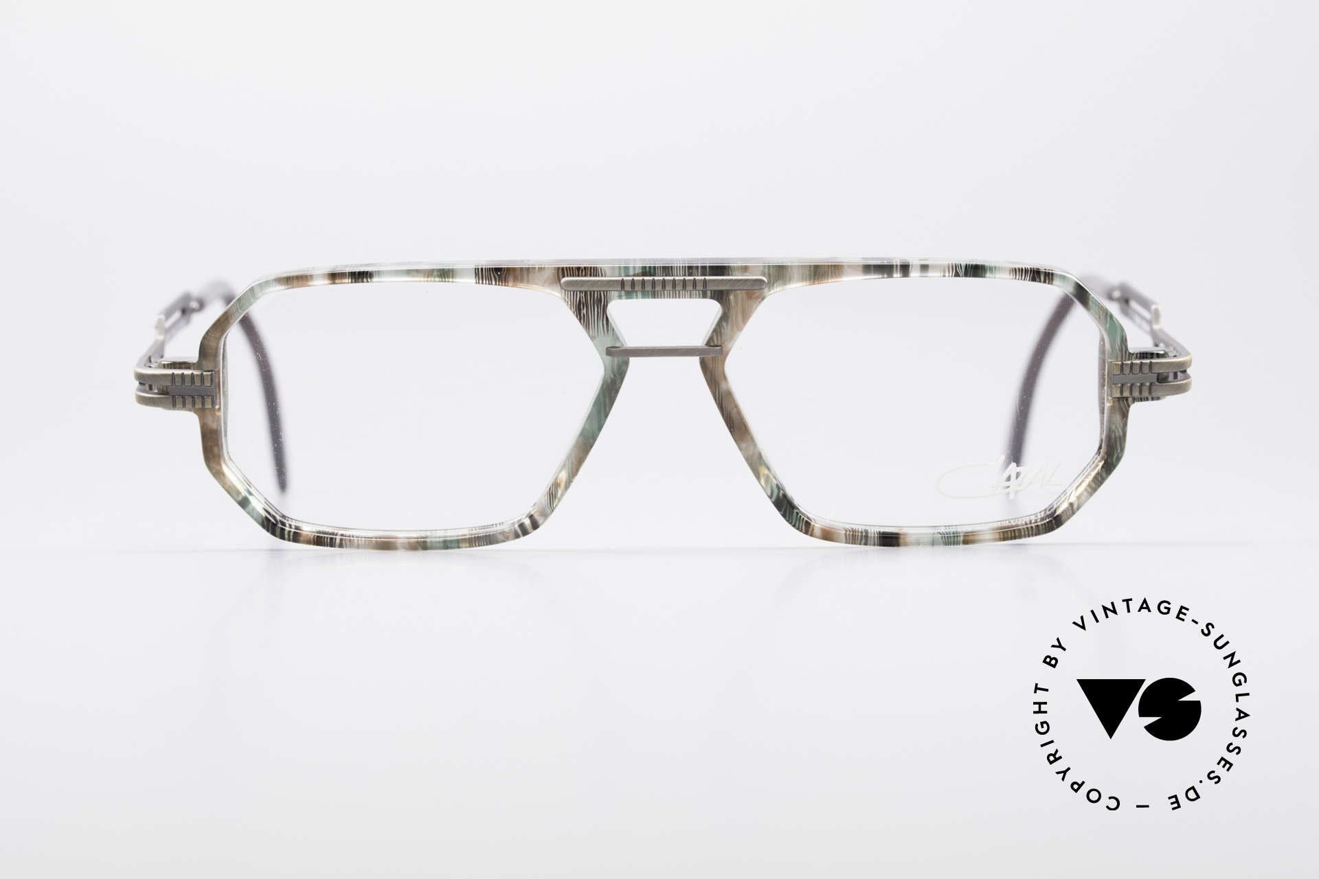 Cazal 651 90's True Vintage Eyeglasses, 90's continuation of the legendary 600 series; vintage!, Made for Men