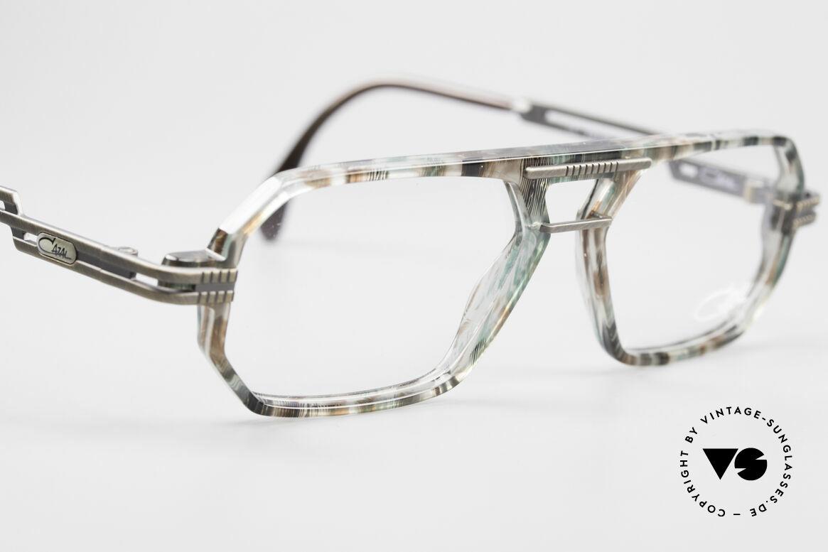 Cazal 651 90's True Vintage Eyeglasses, NO RETRO eyeglass-frame, but a 20 years old Original, Made for Men