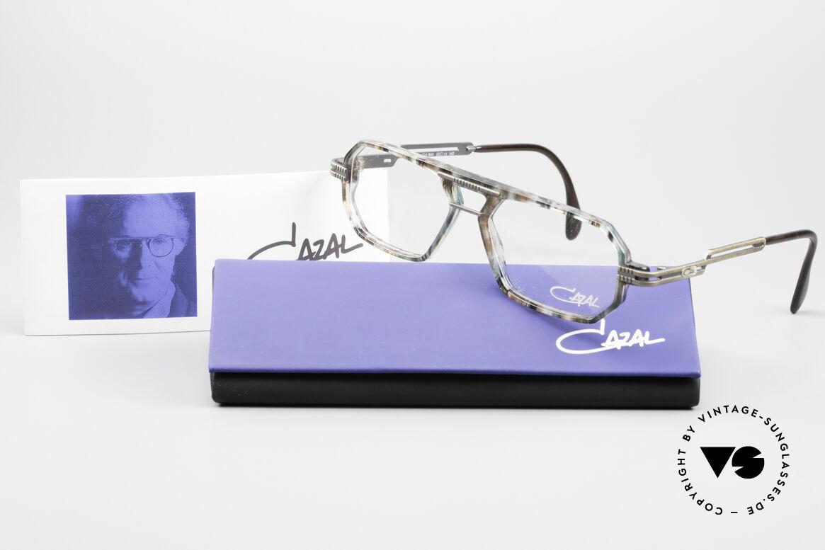 Cazal 651 90's True Vintage Eyeglasses, Size: medium, Made for Men