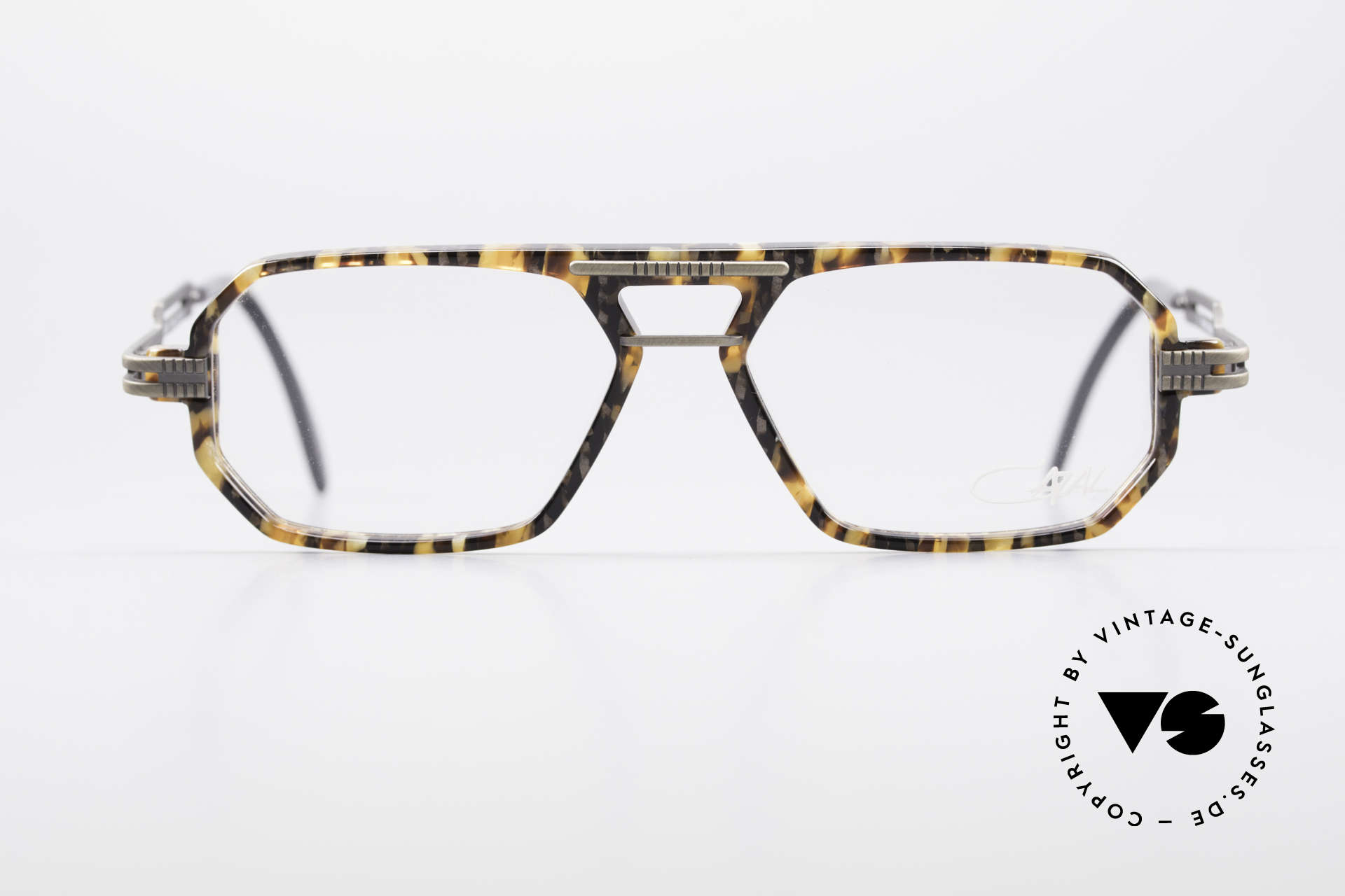 Cazal 651 Rare 90's Vintage Eyeglasses, 90's continuation of the legendary 600 series; vintage!, Made for Men