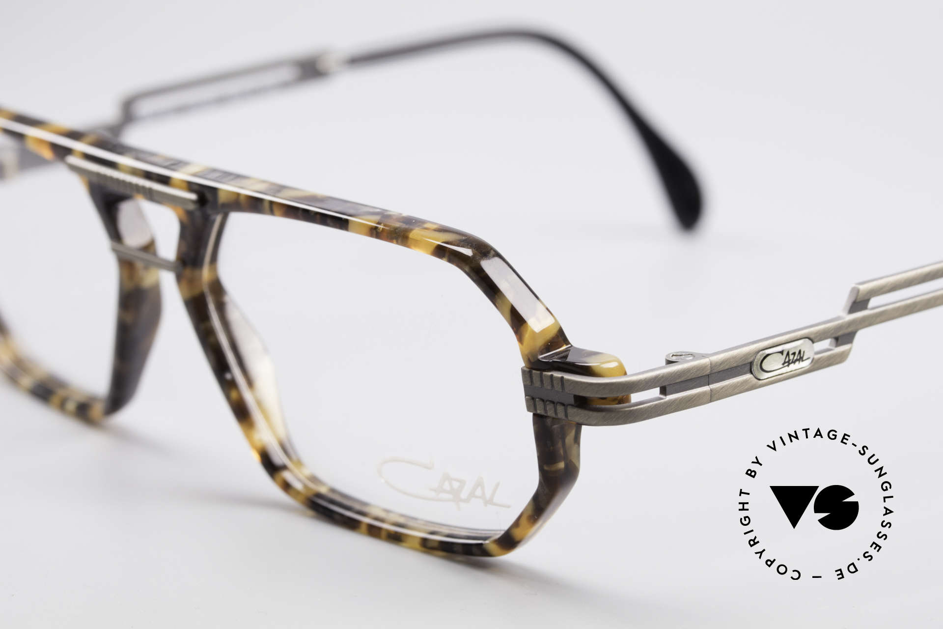 Cazal 651 Rare 90's Vintage Eyeglasses, never worn (like all our vintage Cazal designer glasses), Made for Men