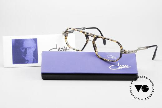 Cazal 651 Rare 90's Vintage Eyeglasses