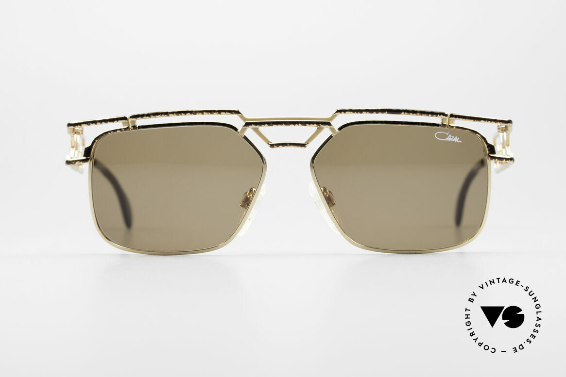 Cazal 973 90's Sunglasses Women Men, phenomenal quality 'Made in Germany'- just monolithic, Made for Men and Women