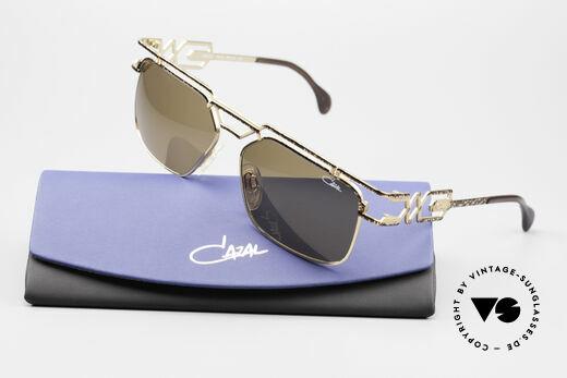 Cazal 973 90's Sunglasses Women Men