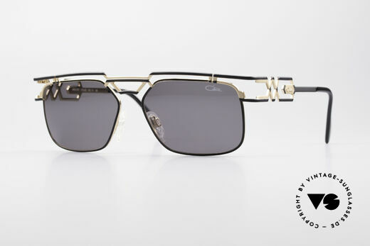Cazal 973 90's Sunglasses Ladies Gents Details