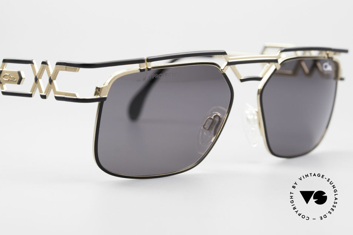Cazal 973 90's Sunglasses Ladies Gents, NO RETRO fashion, but a 20 years old original; unicum, Made for Men and Women