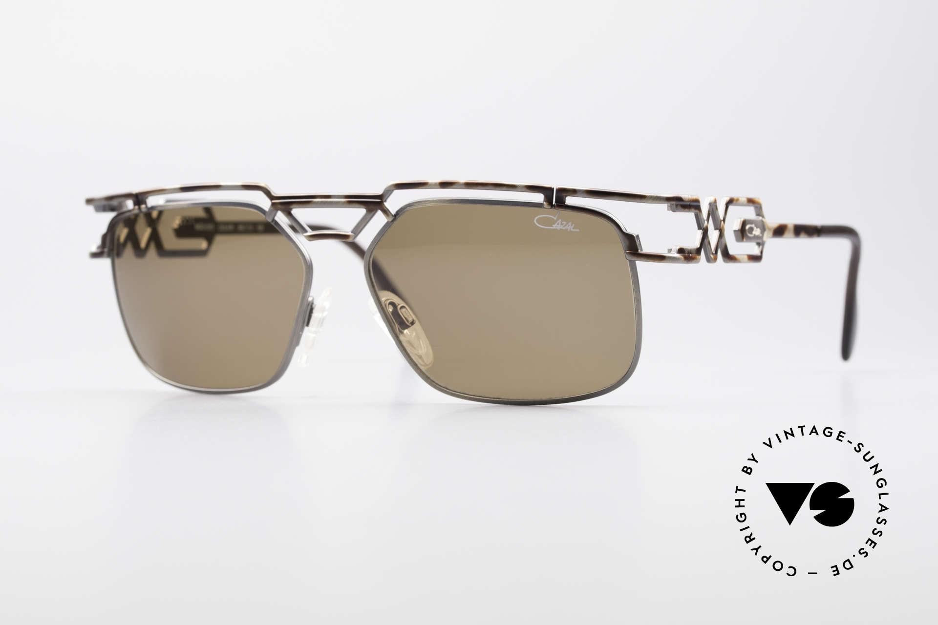 Cazal 973 High-End Designer Sunglasses, monumental DESIGNER sunglasses from 1997 by CAZAL, Made for Men and Women