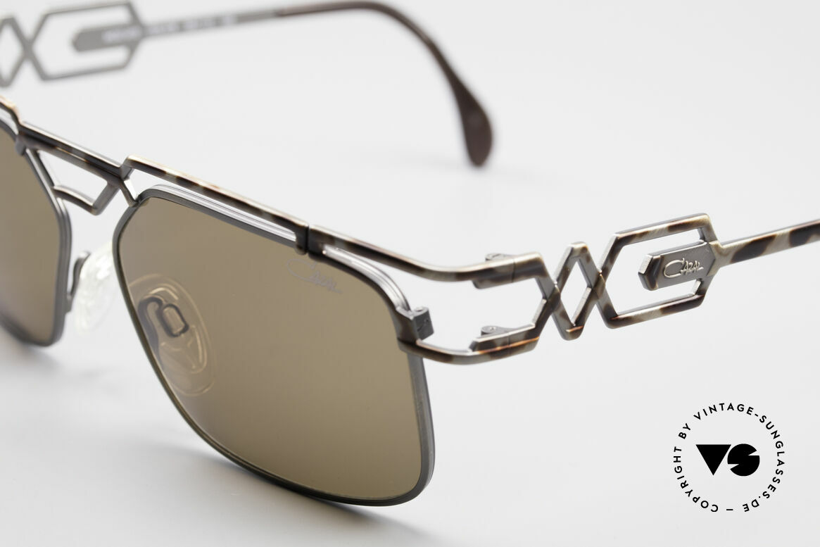 Cazal 973 High-End Designer Sunglasses, new old stock (like all our rare VINTAGE Cazal eyewear), Made for Men and Women