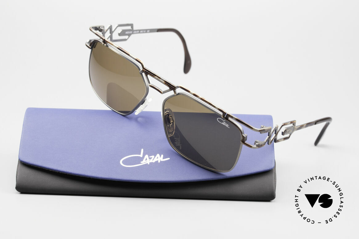 Cazal 973 High-End Designer Sunglasses, a real 'MUST HAVE' for all lovers of quality and design!, Made for Men and Women