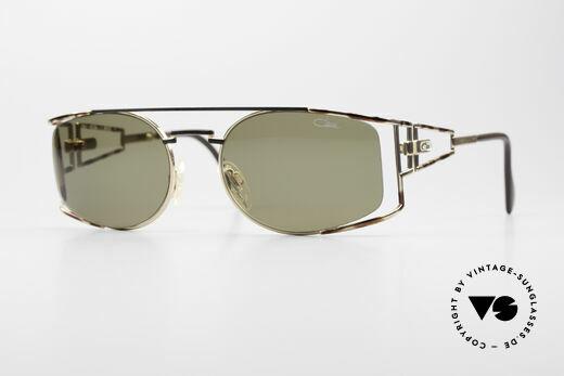 Cazal 967 Rare 90's Designer Sunglasses Details