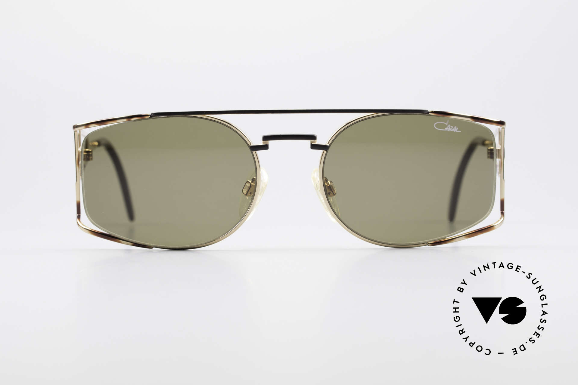 Cazal 967 Rare 90's Designer Sunglasses, great fit and weight distribution (1st class quality), Made for Men and Women