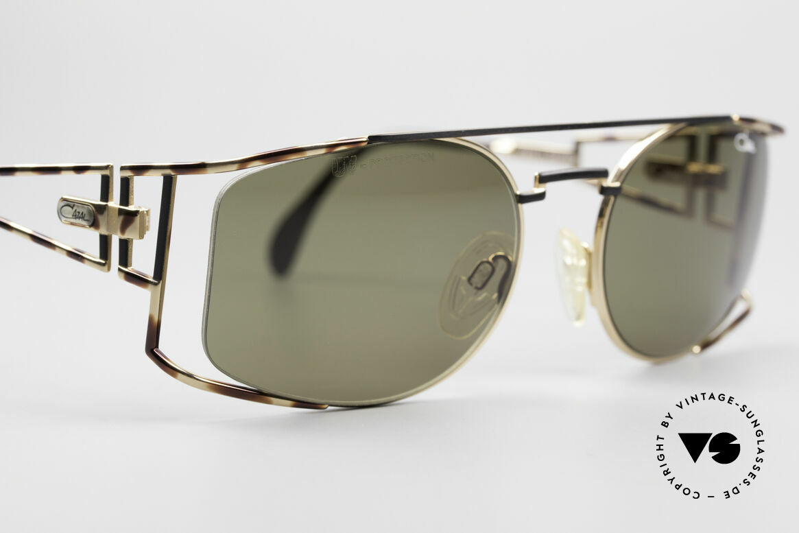 Cazal 967 Rare 90's Designer Sunglasses, unworn (like all our rare vintage Cazal sunglasses), Made for Men and Women