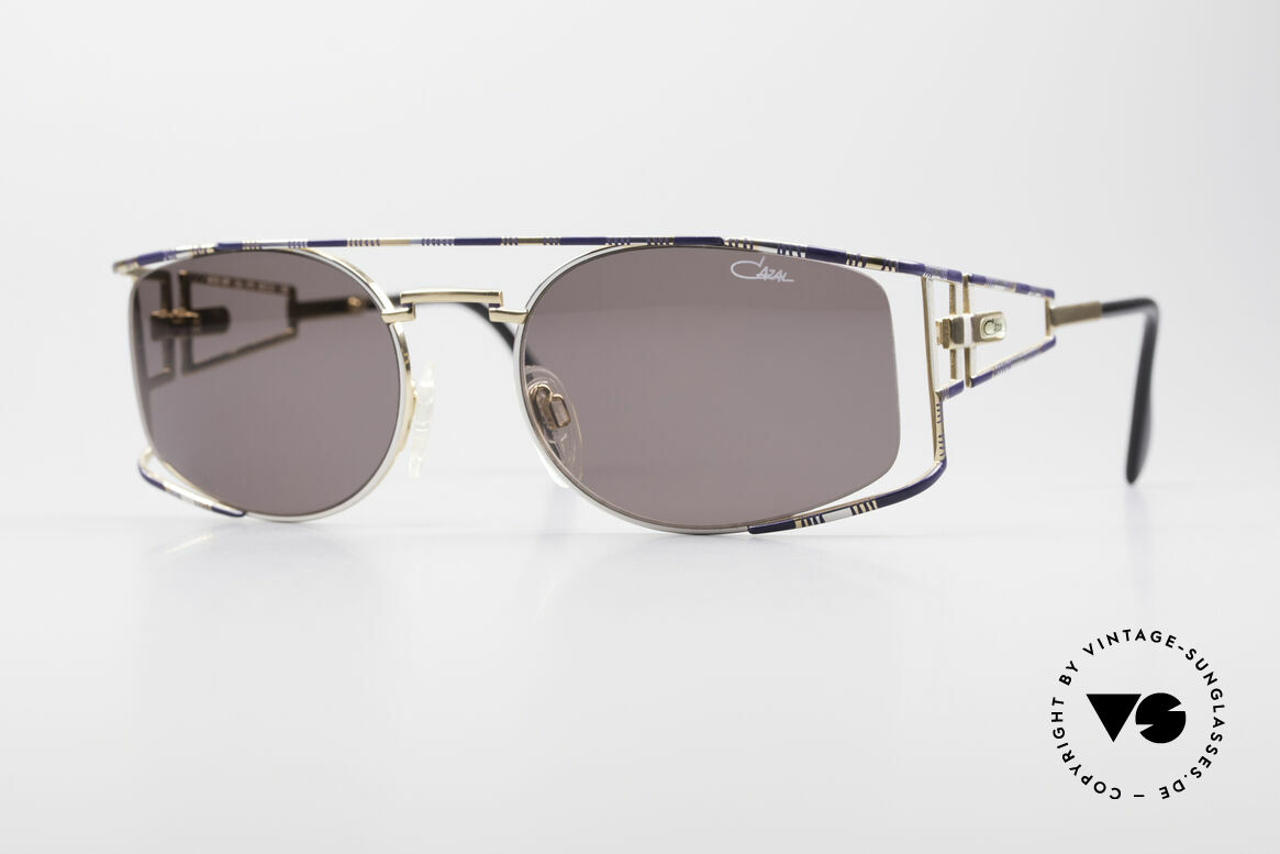 Cazal 967 Vintage Designer Sunglasses, precious CAZAL designer sunglasses from the 90's, Made for Men and Women