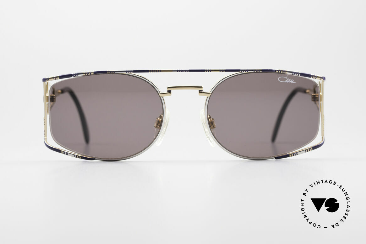 Cazal 967 Vintage Designer Sunglasses, great fit and weight distribution (1st class quality), Made for Men and Women