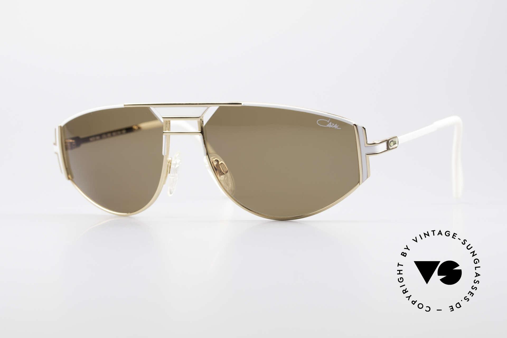 Cazal 964 True 90's Original Shades, original Cazal vintage designer sunglasses from 1994, Made for Men and Women