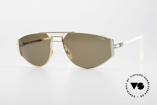 Cazal 964 True 90's Original Shades Details