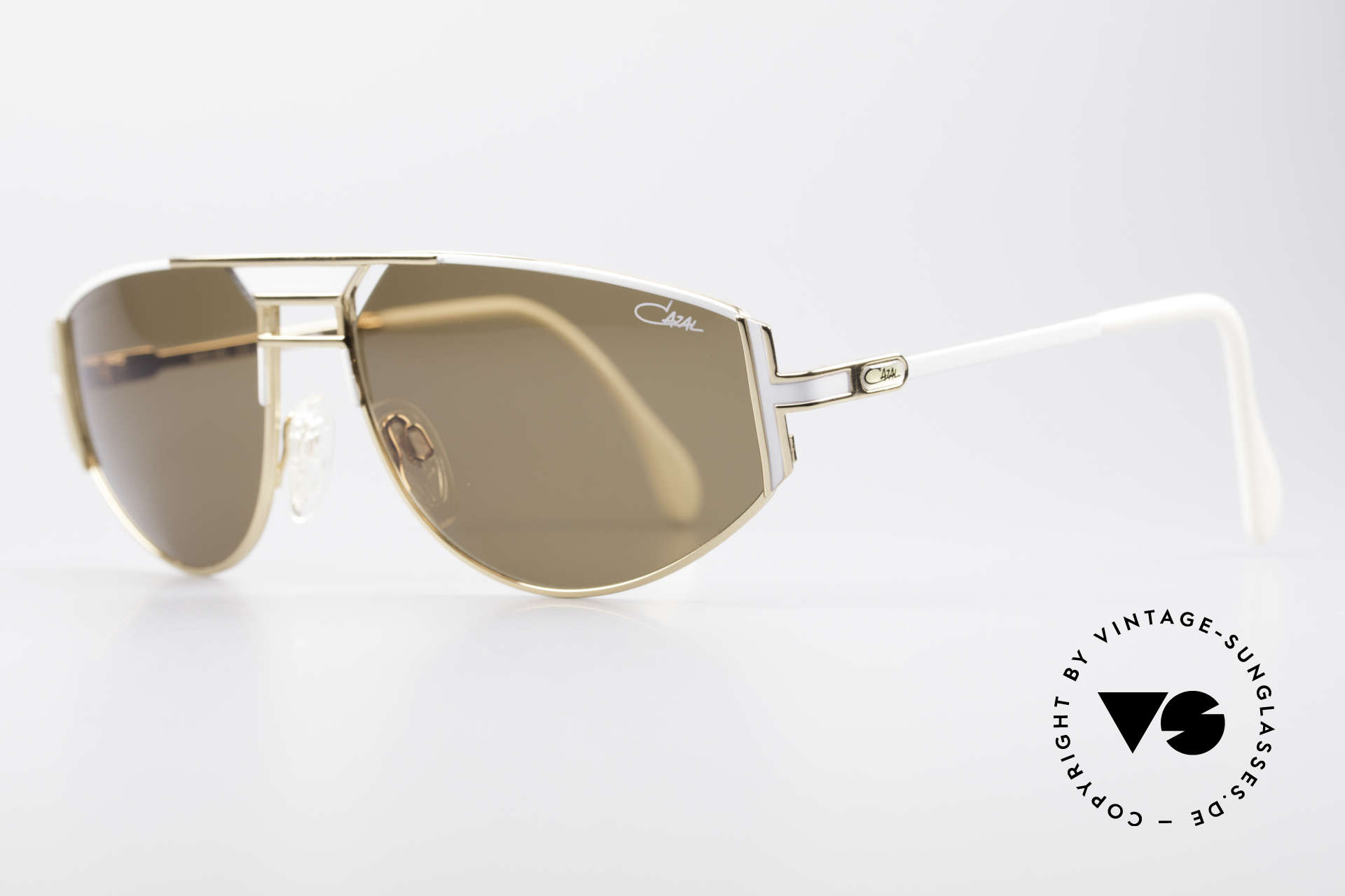 Cazal 964 True 90's Original Shades, terrific creation by famous CAri ZALloni (Mr. CAZAL), Made for Men and Women