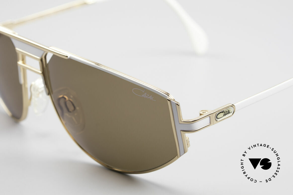 Cazal 964 True 90's Original Shades, discreet 'sporty' & striking 'unique' at the same time, Made for Men and Women
