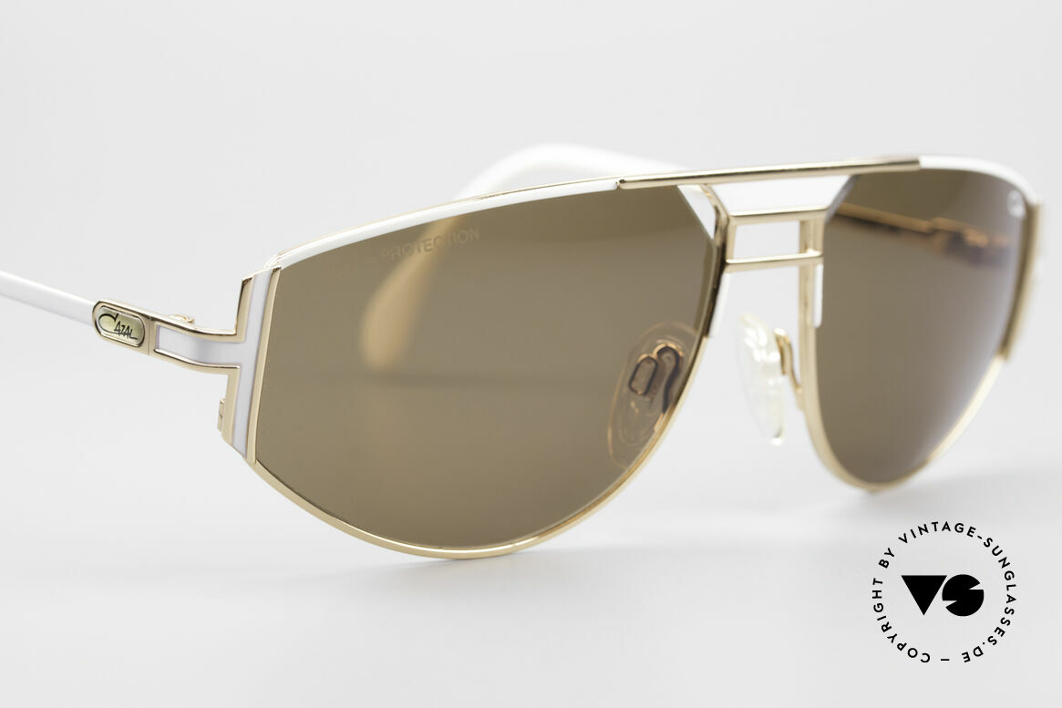 Cazal 964 True 90's Original Shades, perfect frame for an individual look; cult sunglasses!, Made for Men and Women