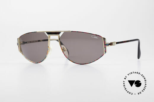 Cazal 964 True 90's No Retro Sunglasses Details