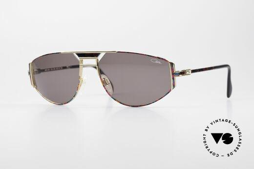 Cazal 964 True 90's No Retro Sunglasses Details