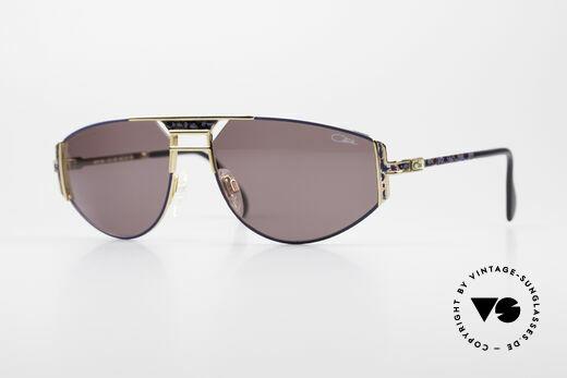 Cazal 964 True Vintage 90s Sunglasses Details