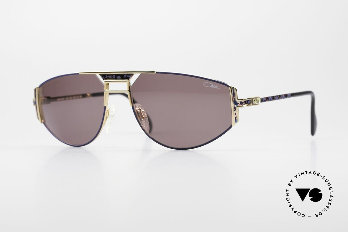 Cazal 964 True Vintage 90s Sunglasses, original Cazal vintage designer sunglasses from 1994, Made for Men and Women